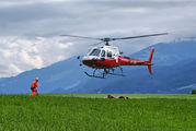 HB-ZIB - Swiss Helicopter Eurocopter AS350 Ecureuil / Squirrel aircraft