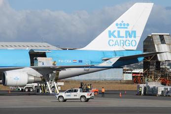 PH-CKA - KLM Cargo Boeing 747-400F, ERF