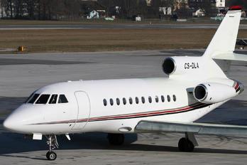 CS-DLA - NetJets Europe (Portugal) Dassault Falcon 900 series