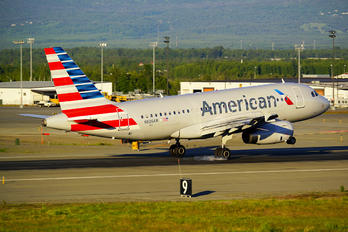 N826AW - American Airlines Airbus A319