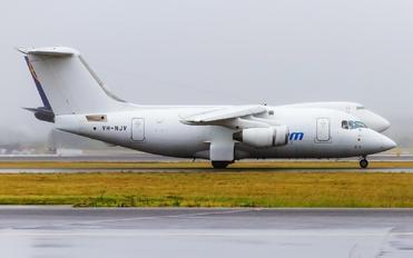 VH-NJV - Unknown British Aerospace BAe 146-100/Avro RJ70