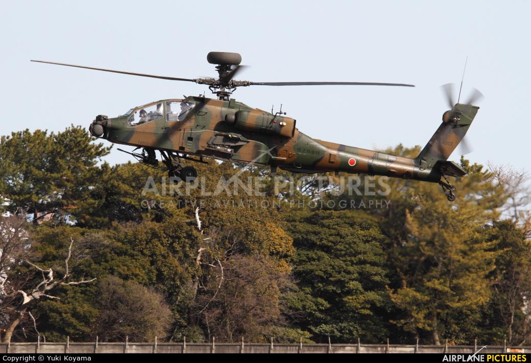 Japan - Ground Self Defense Force 74502 aircraft at Nagoya - Komaki AB