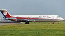 Dan Air London - BAC 111 G-BCXR