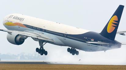 VT-JEX - Jet Airways Boeing 777-300ER