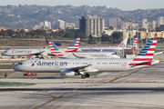 N124AA - American Airlines Airbus A321 aircraft