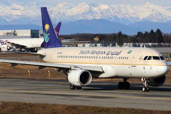 HZ-ASD - Saudi Arabian Airlines Airbus A320