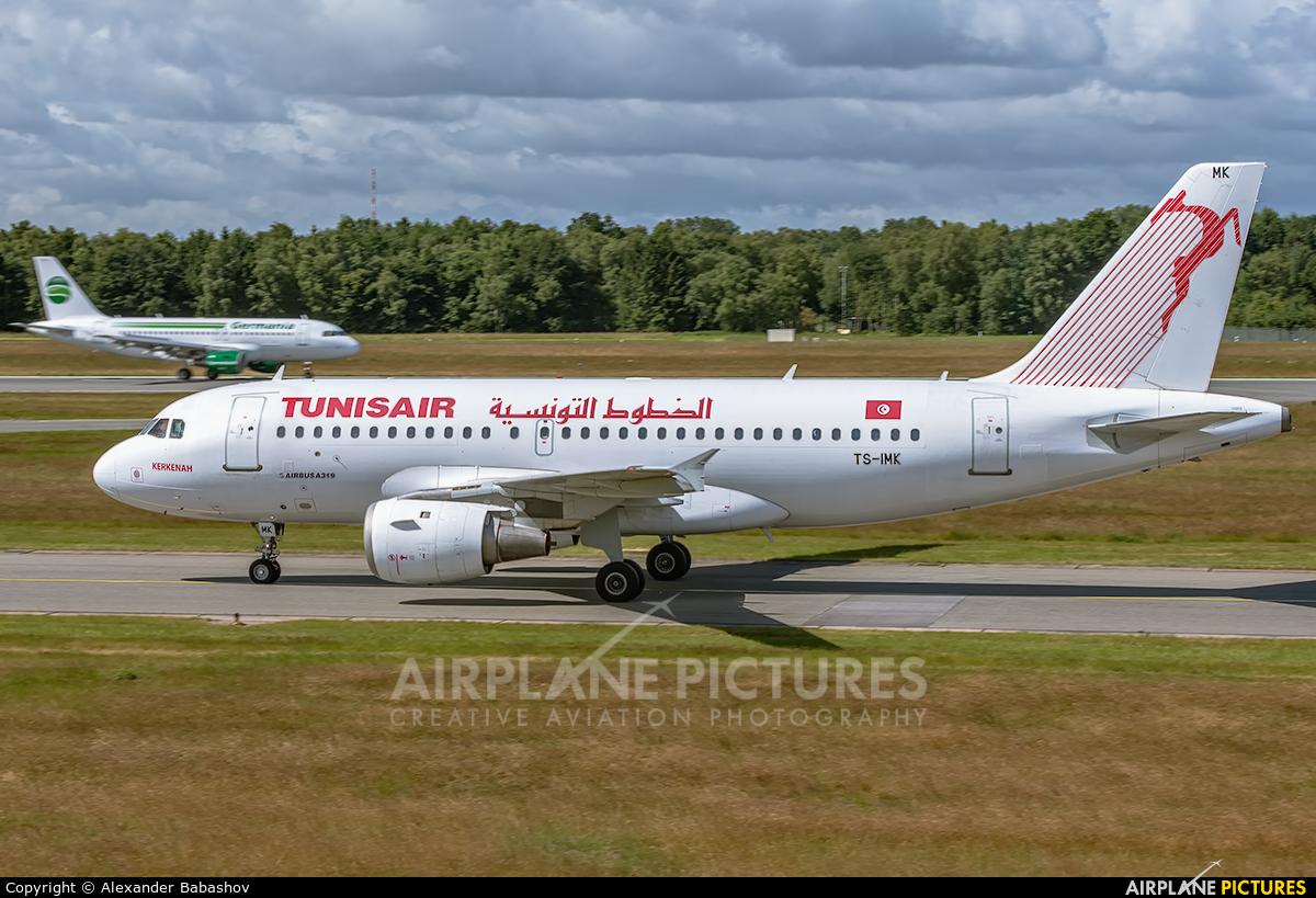 Tunisair Airbus A319 TS-IMK