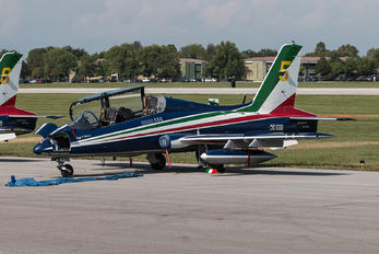 """MM54055 - Italy - Air Force """"Frecce Tricolori"""" Aermacchi MB-339-A/PAN"""