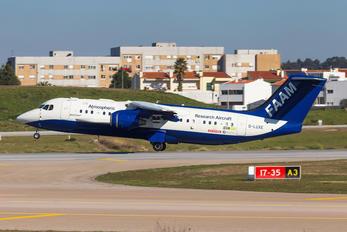 G-LUXE - BAe Systems British Aerospace BAe 146-300/Avro RJ100