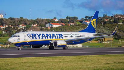 EI-EMJ - Ryanair Boeing 737-800