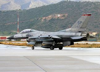 91-0417 - USA - Air Force General Dynamics F-16CJ Fighting Falcon