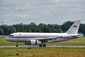 701 - Armenia - Air Force Airbus A319 CJ