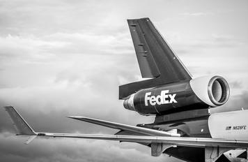 N628FE - FedEx Federal Express McDonnell Douglas MD-11F
