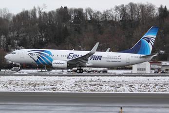 SU-GEG - Egyptair Boeing 737-800