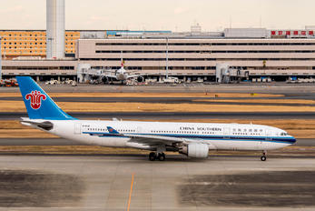 B-6548 - China Southern Airlines Airbus A330-300
