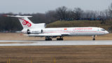 Kyrgyzstan Government Tu154M at Munich