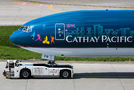 Cathay Pacific Boeing 777-300ER B-KPB at Zurich airport