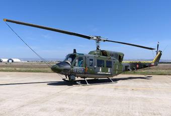 MM81160 - Italy - Air Force Agusta / Agusta-Bell AB 212AM