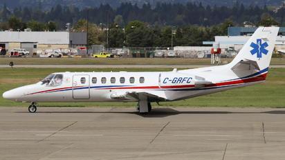 C-GRFC - Carson Air Cessna 560 Citation Encore