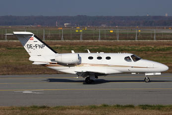 OE-FNP - Globe Air Cessna 510 Citation Mustang