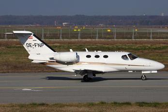 OE-FNP - Globe Air Cessna 510 Citation Mustang