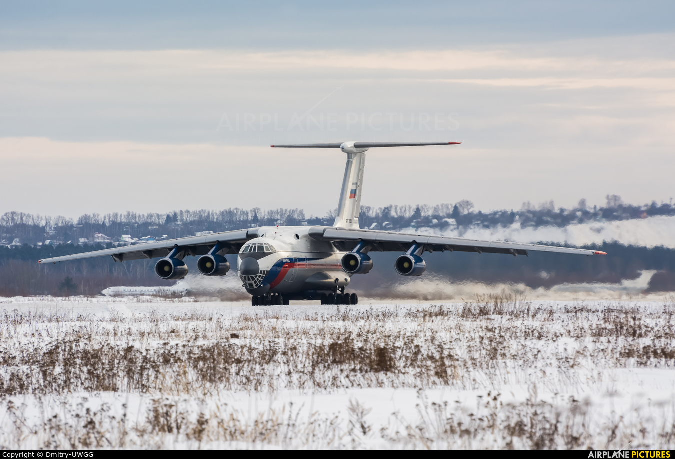 Russia - Ministry of Internal Affairs RF-76826 aircraft at Undisclosed location