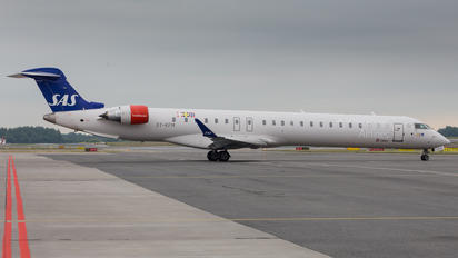 OY-KFM - SAS - Scandinavian Airlines Canadair CL-600 CRJ-900