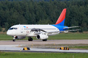 97009 - Sky Aviation Sukhoi Superjet 100 aircraft
