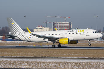 EC-LVX - Vueling Airlines Airbus A320