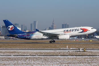 C-GTSN - Travel Service Airbus A330-200