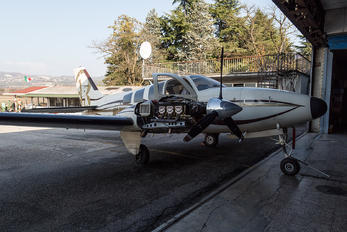 9H-MAW - Private Beechcraft 58 Baron