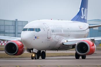 LN-RRO - SAS - Scandinavian Airlines Boeing 737-600