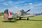 G-HUPW - Private Hawker Hurricane Mk.I (all models) aircraft