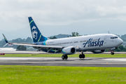 N579AS - Alaska Airlines Boeing 737-800 aircraft