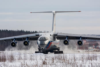 RF-76826 - Russia - Ministry of Internal Affairs Ilyushin Il-76 (all models)