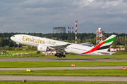 A6-EWD - Emirates Airlines Boeing 777-200LR aircraft