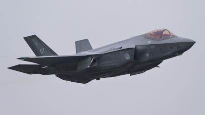 #1 Netherlands - Air Force Lockheed Martin F-35A Lightning II F-001 taken by Roman N.