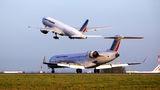Air France - Brit Air Canadair CL-600 CRJ-702 F-GRZK at Paris - Charles de Gaulle airport