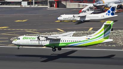 EC -MHJ - Binter Canarias ATR 72 (all models)