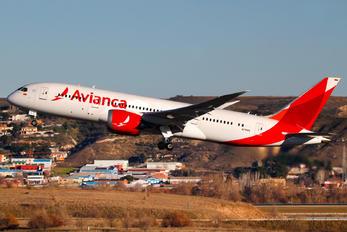 N791AV - Avianca Boeing 787-8 Dreamliner