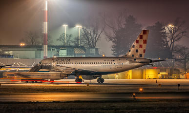 9A-CTL - Croatia Airlines Airbus A319