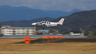 JA58BE - Honda Airways Beechcraft 58 Baron