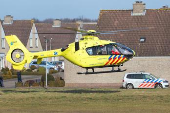 PH-HVB - ANWB Medical Air Assistance Eurocopter EC135 (all models)