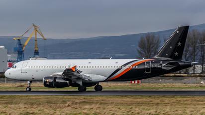 G-POWM - Titan Airways Airbus A320