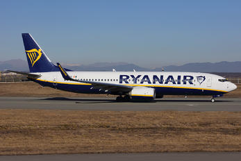 EI-FOS - Ryanair Boeing 737-8AS