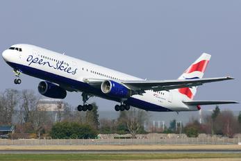 F-HILU - British Airways - Open Skies Boeing 767-300ER