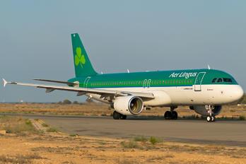 EI-DVG - Aer Lingus Airbus A320