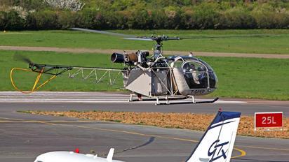 F-GPEP - Private Aerospatiale SA318C Alouette II