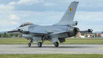 FA-134 - Belgium - Air Force General Dynamics F-16A Fighting Falcon aircraft