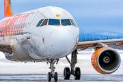 G-EZWI - easyJet Airbus A320 aircraft